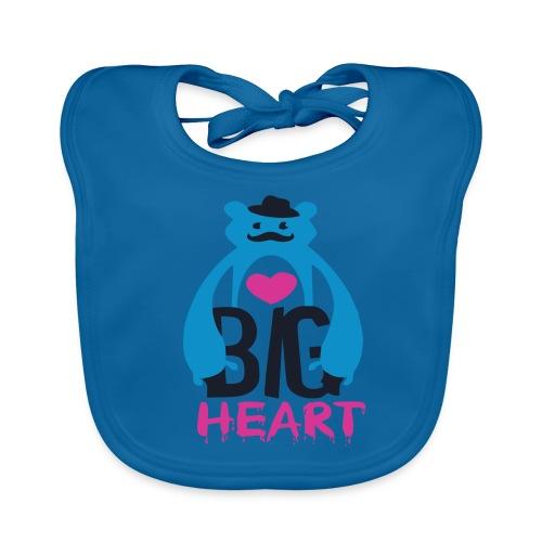Big Heart - Baby Organic Bib