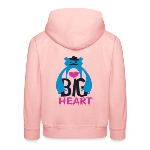Big Heart - Kids' Premium Hoodie