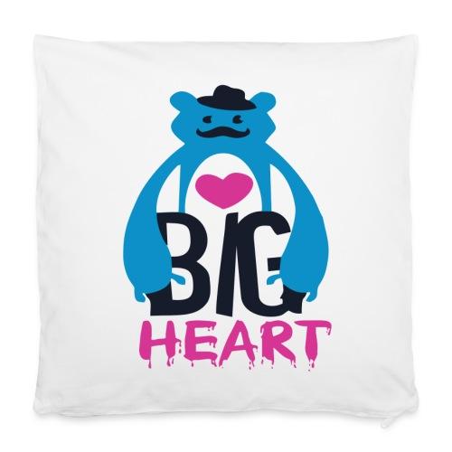 Big Heart - Pillowcase 40 x 40 cm