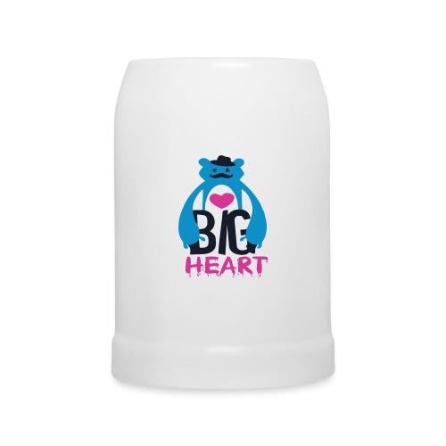 Big Heart - Beer Mug