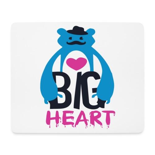 Big Heart - Mouse Pad (horizontal)