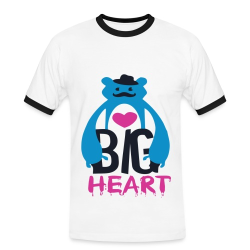Big Heart - Men's Ringer Shirt