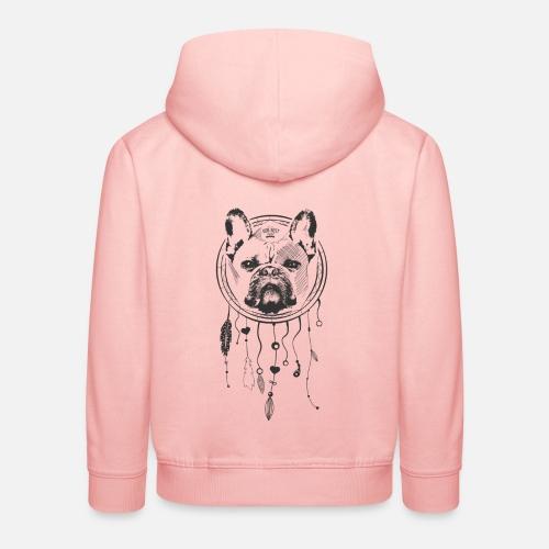 French Bulldog Dream - Kinder Premium Hoodie