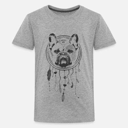 French Bulldog Dream - Teenager Premium T-Shirt