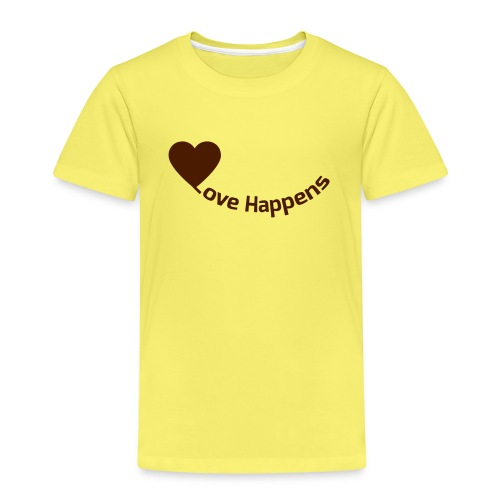 Love Happens - Kids' Premium T-Shirt
