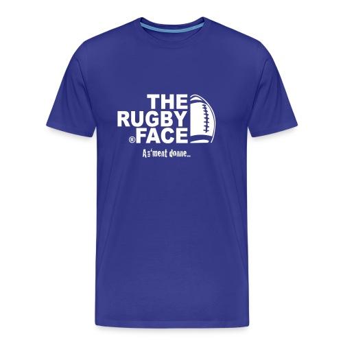 TS_MEN_RUGBYFACE - T-shirt Premium Homme