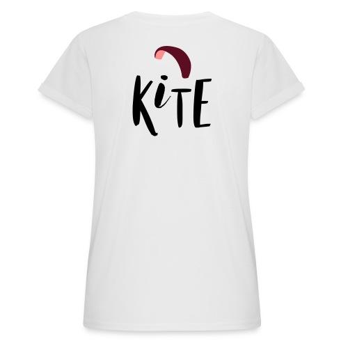 Kite - Frauen Oversize T-Shirt