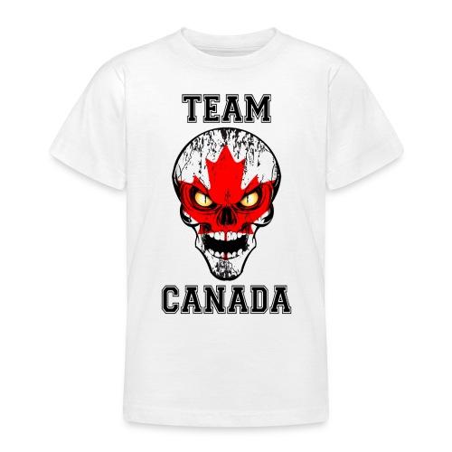 Team Canada - T-shirt Ado
