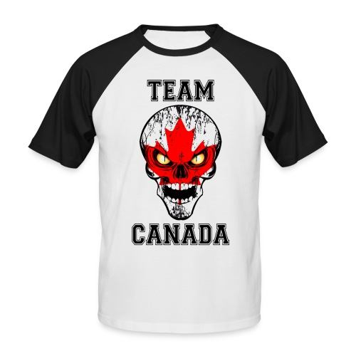 Team Canada - T-shirt baseball manches courtes Homme