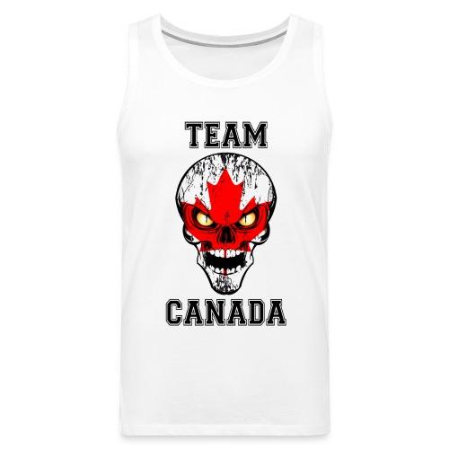 Team Canada - Débardeur Premium Homme