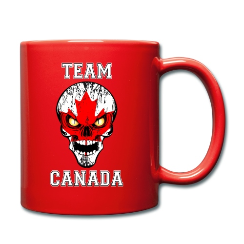 Team Canada - Mug uni