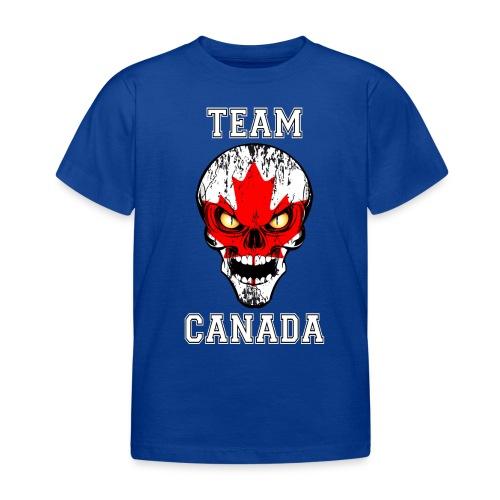 Team Canada - T-shirt Enfant