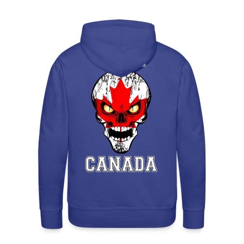 Team Canada - Sweat-shirt à capuche Premium pour hommes