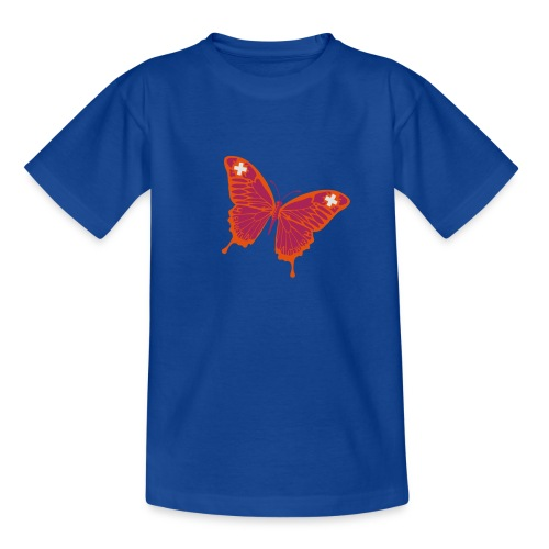 Papillion Suisse - Kinder T-Shirt
