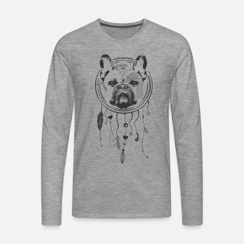 French Bulldog Dream - Männer Premium Langarmshirt