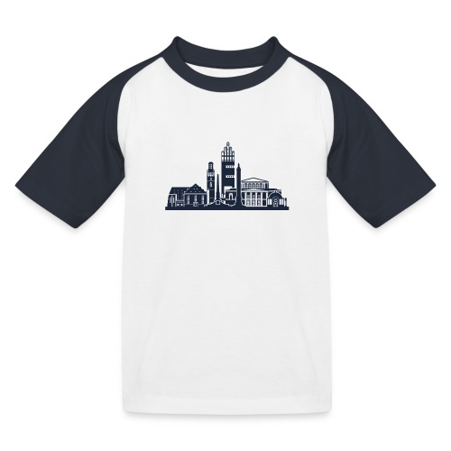 Darmstadt - Kinder Baseball T-Shirt