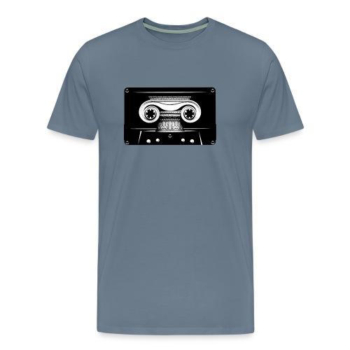 Ionic Cassette Tee (Men's) - Men's Premium T-Shirt