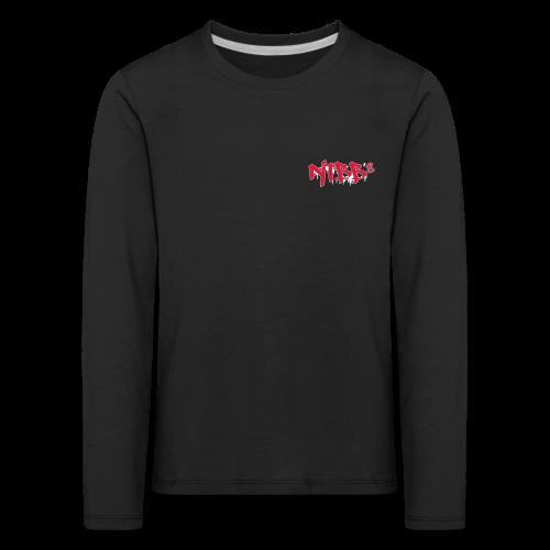 NTBBS Long Sleeve - Kids' Premium Longsleeve Shirt