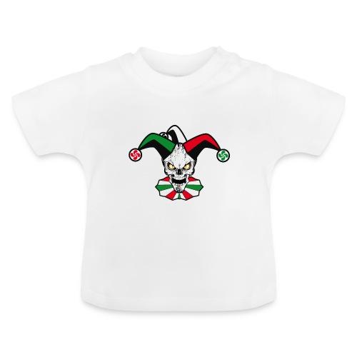 Basque skull harlequin - T-shirt Bébé