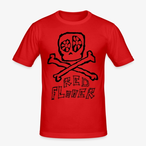 rf09 - arr! - Männer Slim Fit T-Shirt