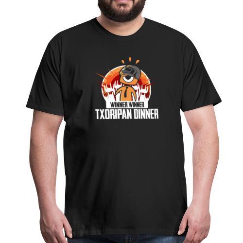 Txoripan Hombre - Camiseta premium hombre