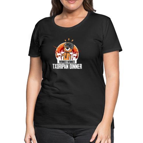 Txoripan Mujer - Camiseta premium mujer