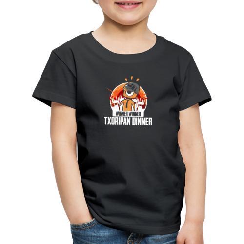 Txoripan Niño - Camiseta premium niño