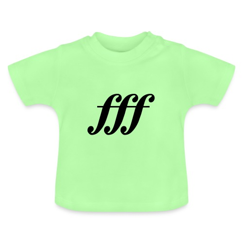 fff - Fortississimo Babyshirt - Baby T-Shirt