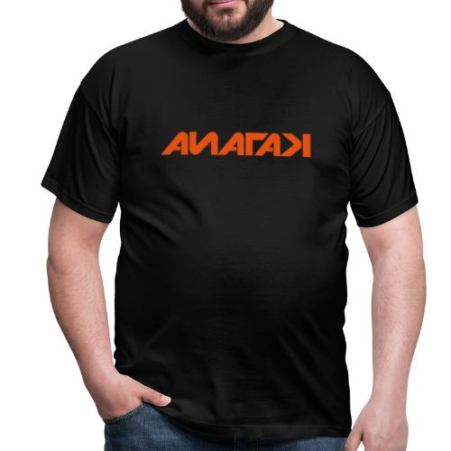 pop-up Katana - Men's T-Shirt