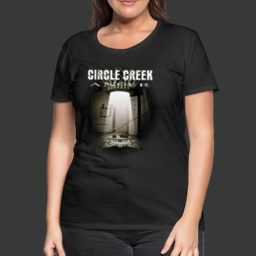 Circle Creek - Anger - Frauen Premium T-Shirt