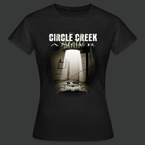 Circle Creek - Anger - Frauen T-Shirt