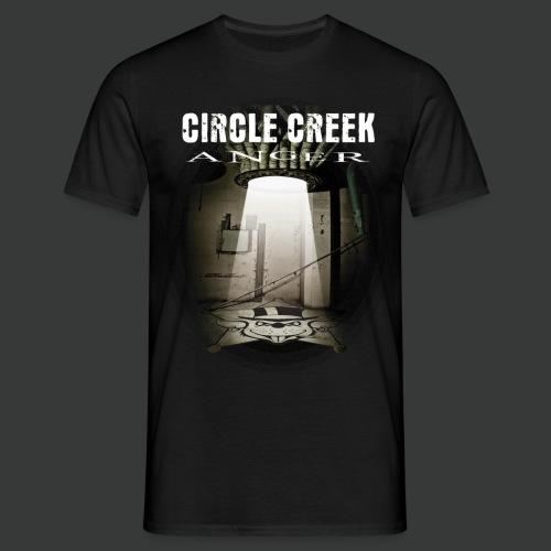 Circle Creek - Anger - Männer T-Shirt