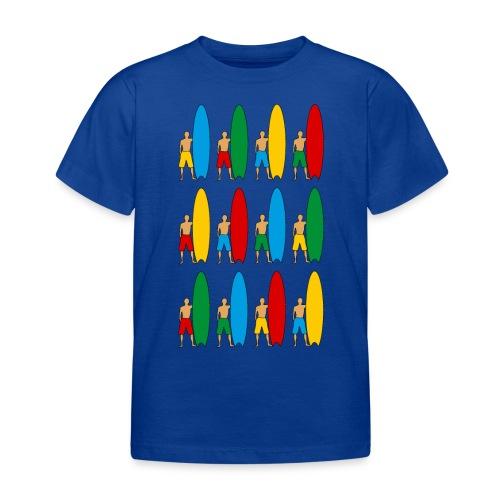 Surfing - Kids' T-Shirt