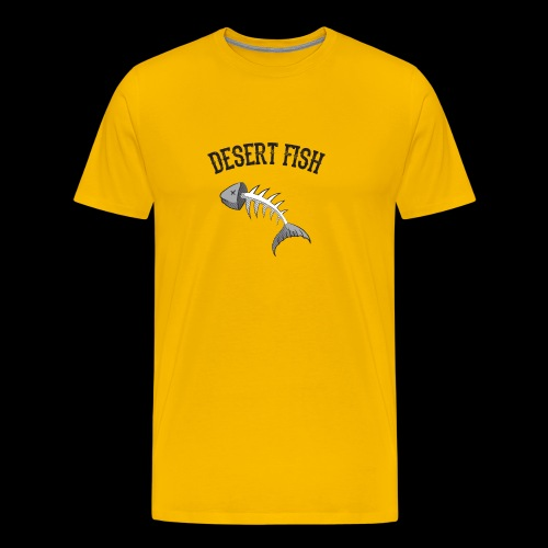 Desert fish - T-shirt Premium Homme