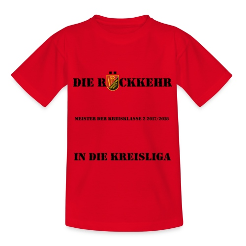 Meistershirt VfR Kids - Kinder T-Shirt
