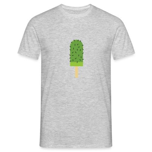 Cactus mannen t-shirt - Mannen T-shirt