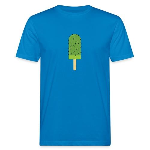 Cactus mannen bio - Mannen Bio-T-shirt