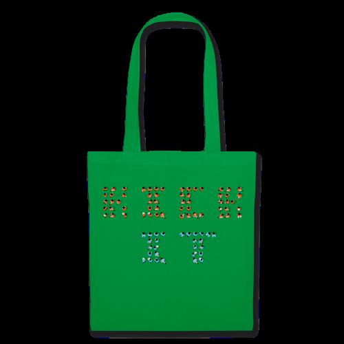 Kick It - Tote Bag