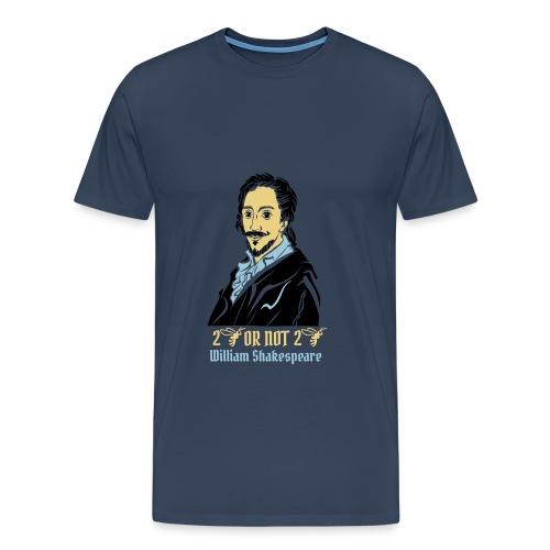William S. - Männer Premium T-Shirt