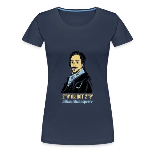 William S. - Frauen Premium T-Shirt