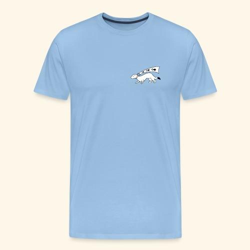 La Blanche Hermine - By Foxpry - T-shirt Premium Homme