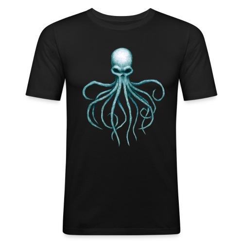 Cthuloche - T-shirt près du corps Homme