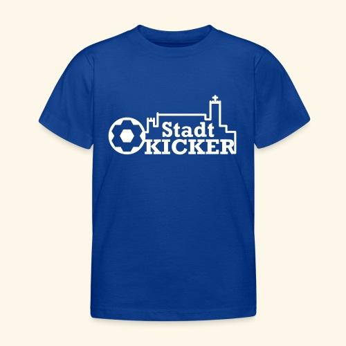 Stadtkicker Shirt Kinder - Kinder T-Shirt