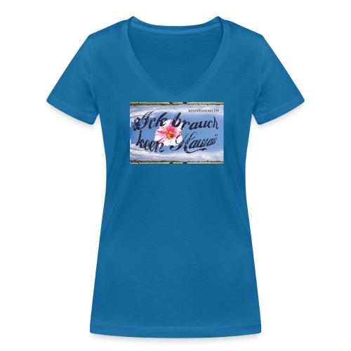 IBKH V-Shirt - Frauen Bio-T-Shirt mit V-Ausschnitt von Stanley & Stella