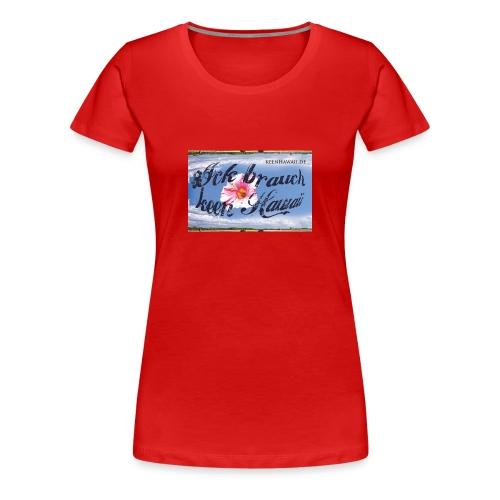 Frauen 2018 - Frauen Premium T-Shirt