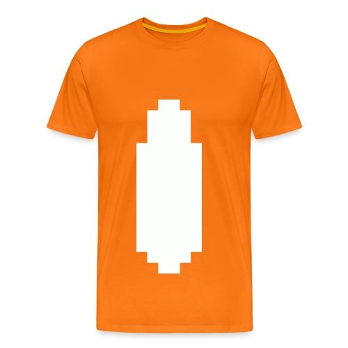 Poppy Skin Shirt - T-shirt Premium Homme