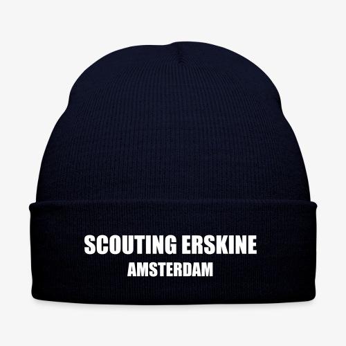 Scouting Erskine - Navy muts - Wintermuts