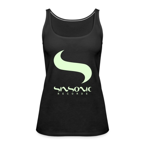 Tank Top Woman- Sinsonic Records - Frauen Premium Tank Top