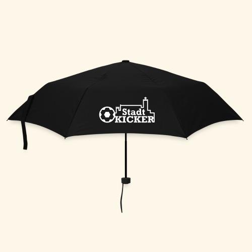 Stadtkicker Schirm - Regenschirm (klein)
