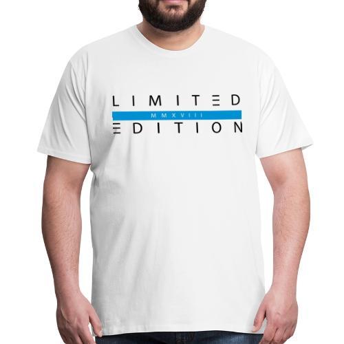 LIMITED EDITION MMXVIII | MÄNNER T-SHIRT - Männer Premium T-Shirt